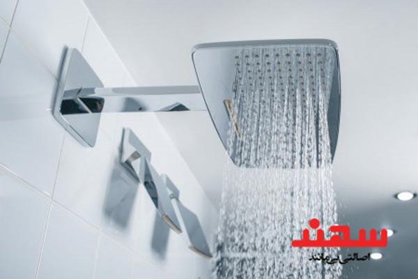 دوش حمام توکار چیست؟ 🚿 شیرآلات بهداشتی