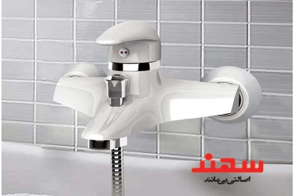 آبکاری شیرآلات بهداشتی با روکش اپوکسی